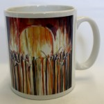 Heaven's door mug by Tim Steward