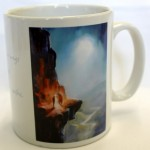 The road ahead mug by Oliver Pengilley