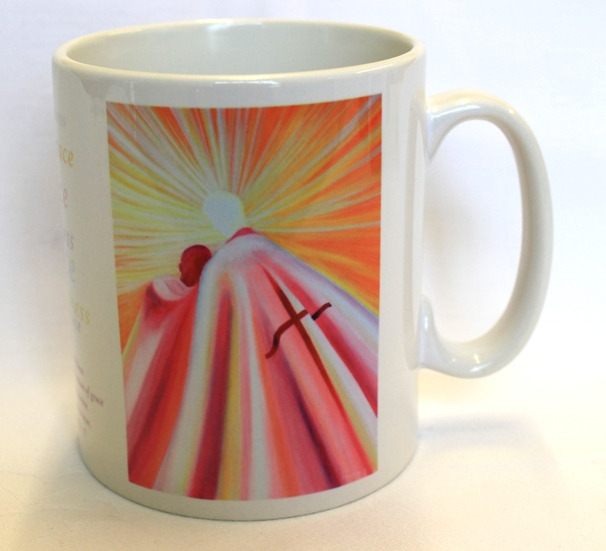 The gift mug by Sue Newham