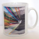 Making all things new mug by Lynne Pugh