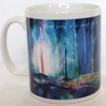 You light my way mug front