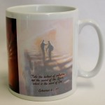Sword of the Spirit mug side