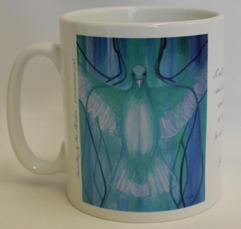 Indwelling mug by Sue Newham