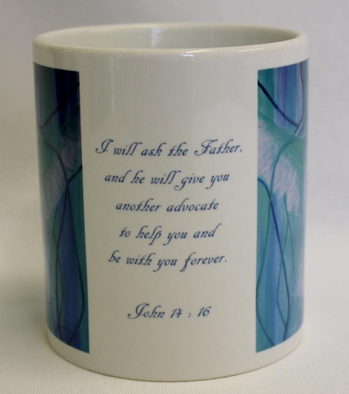 Indwelling mug (side)