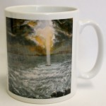 Calming the storm mug by Sue Newham