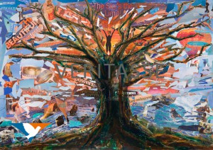Rooted liberation by Carl Irving