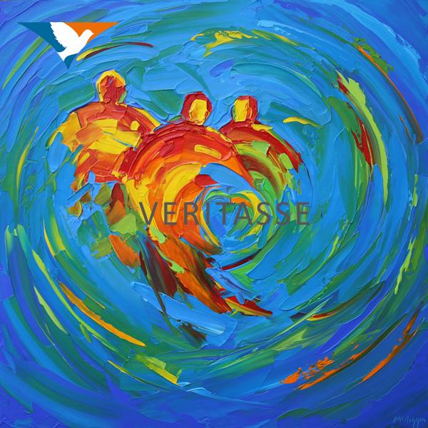 Trinity III by Mark Wiggin