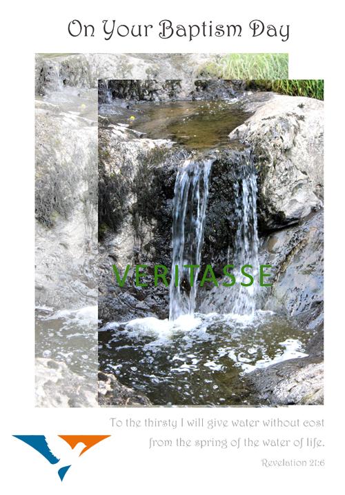 Waterfall by Inspira