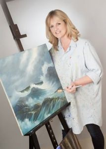 Lynne Pugh- artist