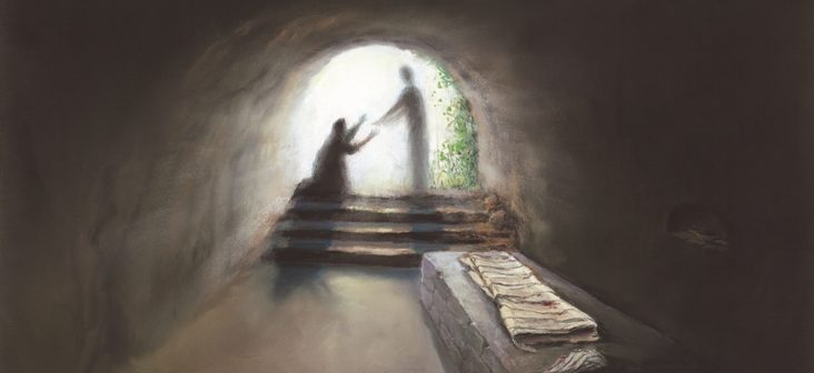 Resurrection-morning by James Martin