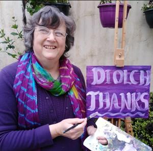 Sue Newham- artist