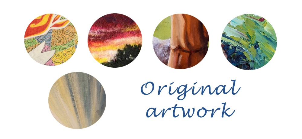 Exhibition of new originals artwork starts on 24th October 2020