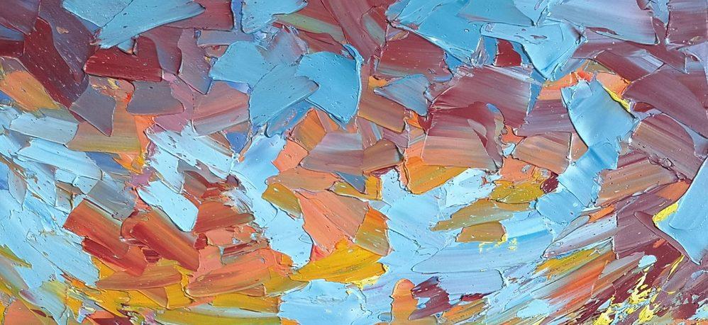 Bejewelled Skies by Mark Wiggin