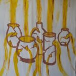 Jars of clay by Sue Newham