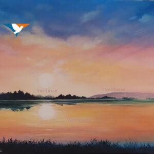 SOLD Dawn to dusk by Lynne Pugh
