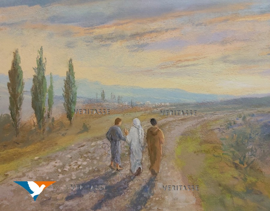 Road to Emmaus by James Martin