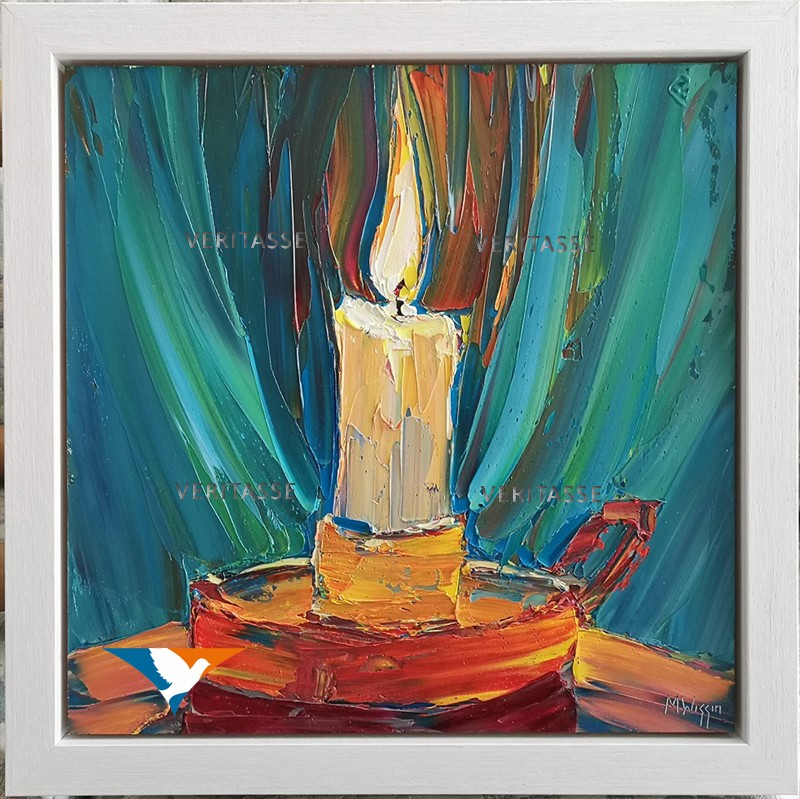 Darkness into light by Mark Wiggin