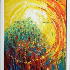 God's glory by Mark Wiggin