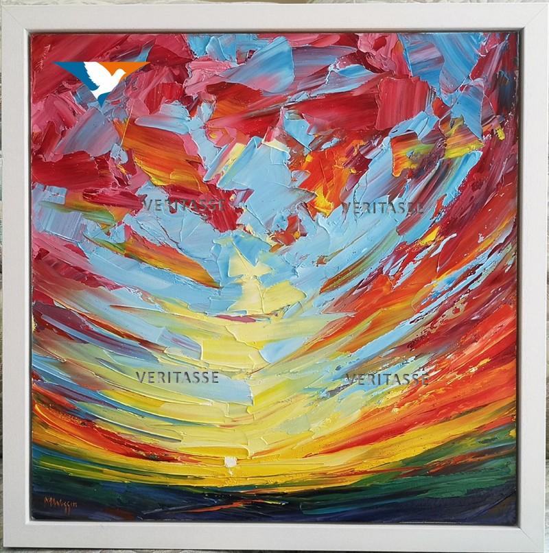 The heavens declare by Mark Wiggin